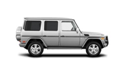 Mercedes G-Klass 2000-2014 г.в.